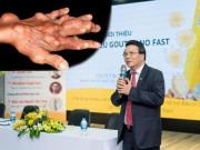 Tin mới: Nghiên cứu thành công phương pháp giảm Acid Uric trong máu, đẩy lùi bệnh Gout hiệu quả
