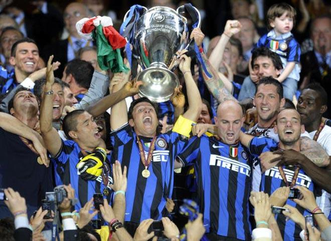 10 năm Mourinho vô địch Cúp C1, thì thầm với Pep điều sững người - 1