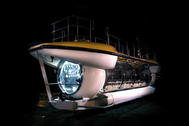 """Tàu ngầm của tỷ phú Phạm Nhật Vượng bất ngờ lộ diện """"bằng xương bằng thịt""""? - 3"""