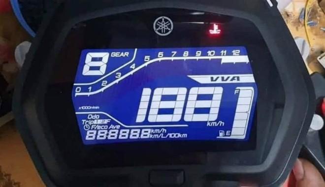 """NÓNG: Lộ diện ảnh thực tế """"bom tấn"""" Yamaha Exciter 155 VVA - 9"""