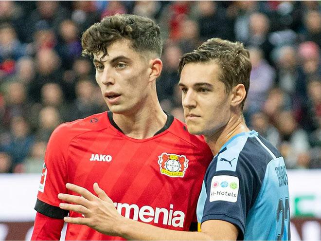 Trực tiếp bóng đá Monchengladbach - Bayer Leverkusen: Chiến thắng thuyết phục (Hết giờ) - 25