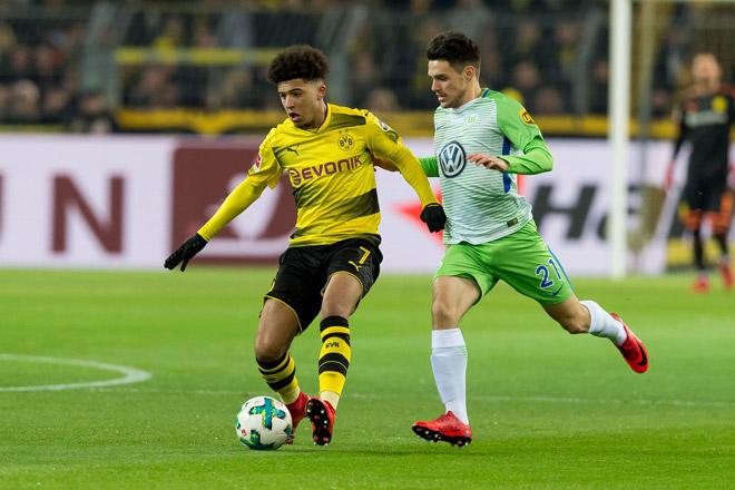 Trực tiếp bóng đá Wolfsburg - Dortmund: Haaland đá cắm, em trai Hazard trợ chiến - 9