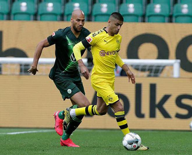 Trực tiếp bóng đá Wolfsburg - Dortmund: Mất người cay đắng, nỗi đau tột độ (Hết giờ) - 8