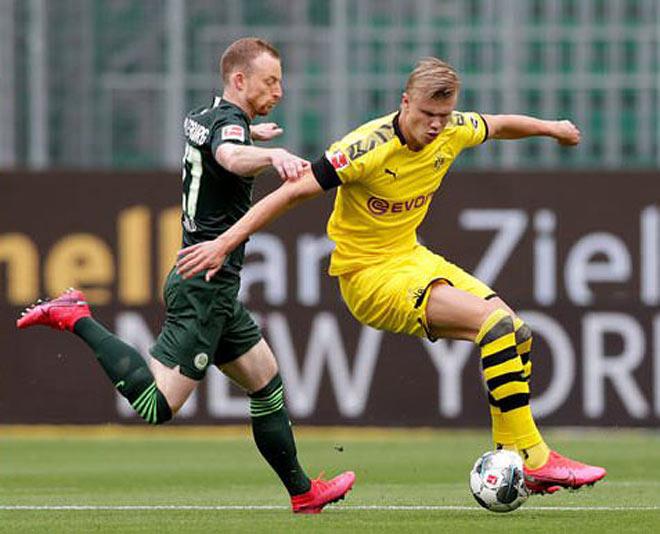 Trực tiếp bóng đá Wolfsburg - Dortmund: Mất người cay đắng, nỗi đau tột độ (Hết giờ) - 10