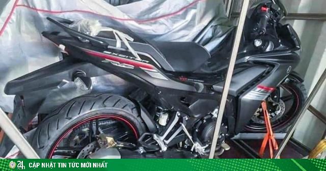 NÓNG: Lộ diện ảnh thực tế bom tấn Yamaha Exciter 155 VVA