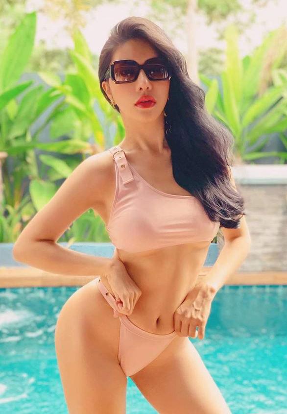 """""""Hoa hậu tiếp viên hàng không Việt Nam"""" có body đẹp nhờ điệu nhảy sexy nhất thế giới - 2"""
