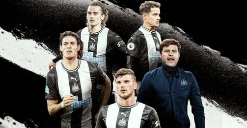 Pochettino sắp về Newcastle, gọi tên bộ 3 SAO hay nhất Ngoại hạng Anh