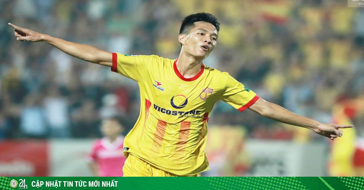 Nam Định đấu HAGL nóng nhất bóng đá: SAO nhập tịch...
