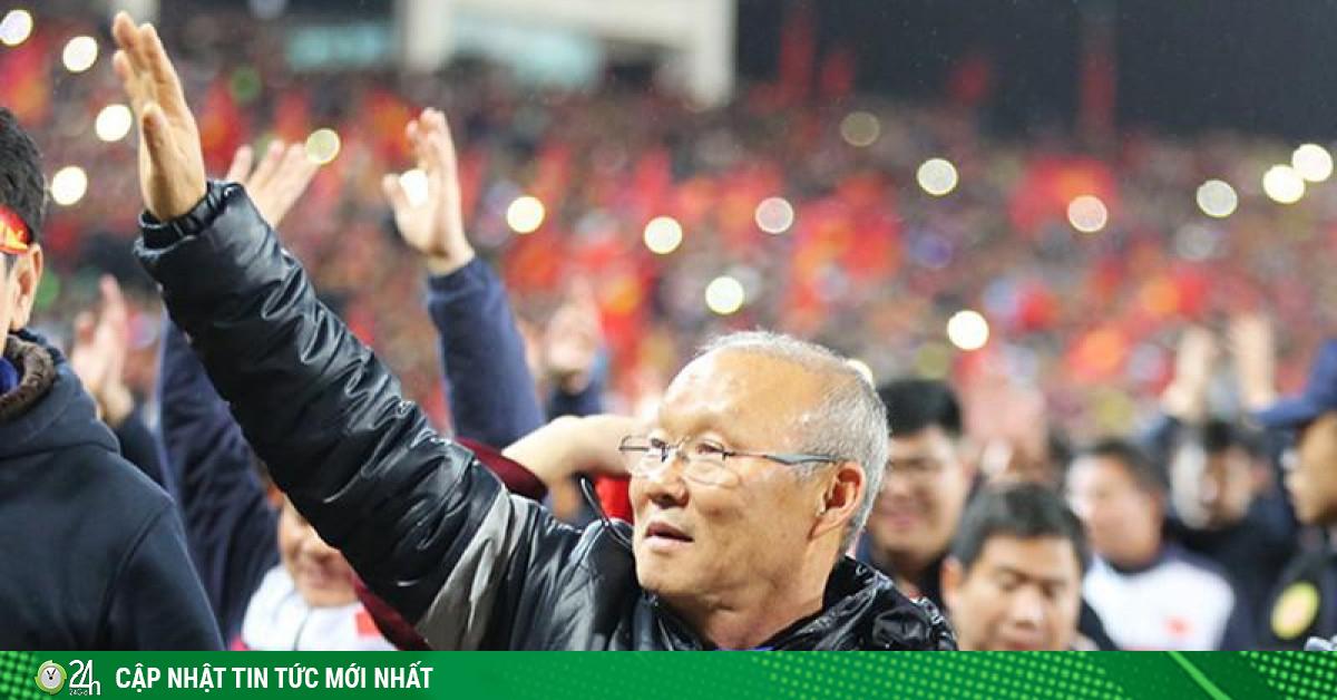 Khi các đối thủ Đông Nam Á ngán thầy trò ông Park