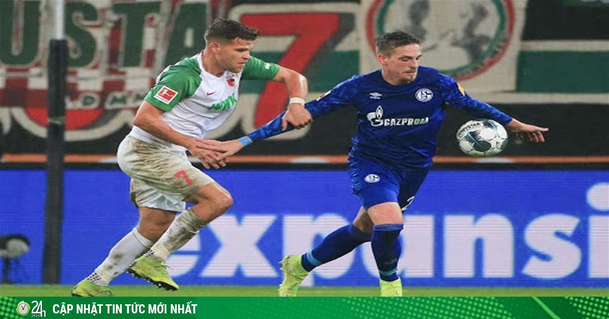 Trực tiếp bóng đá Schalke 04 - Augsburg: Cân tài cân sức