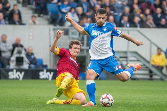 """Video highlight trận Paderborn - Hoffenheim: """"Điên rồ"""" màn rượt đuổi 5 phút 2 bàn - 1"""