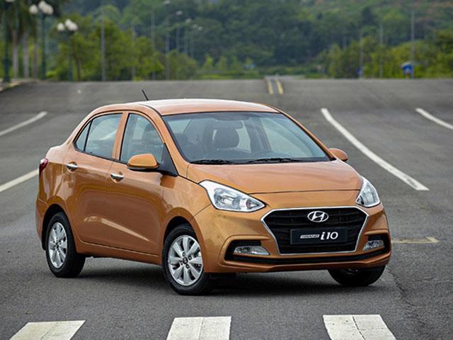 Giá lăn bánh Hyundai Grand i10 2020 cập nhật mới nhất tháng 5/2020