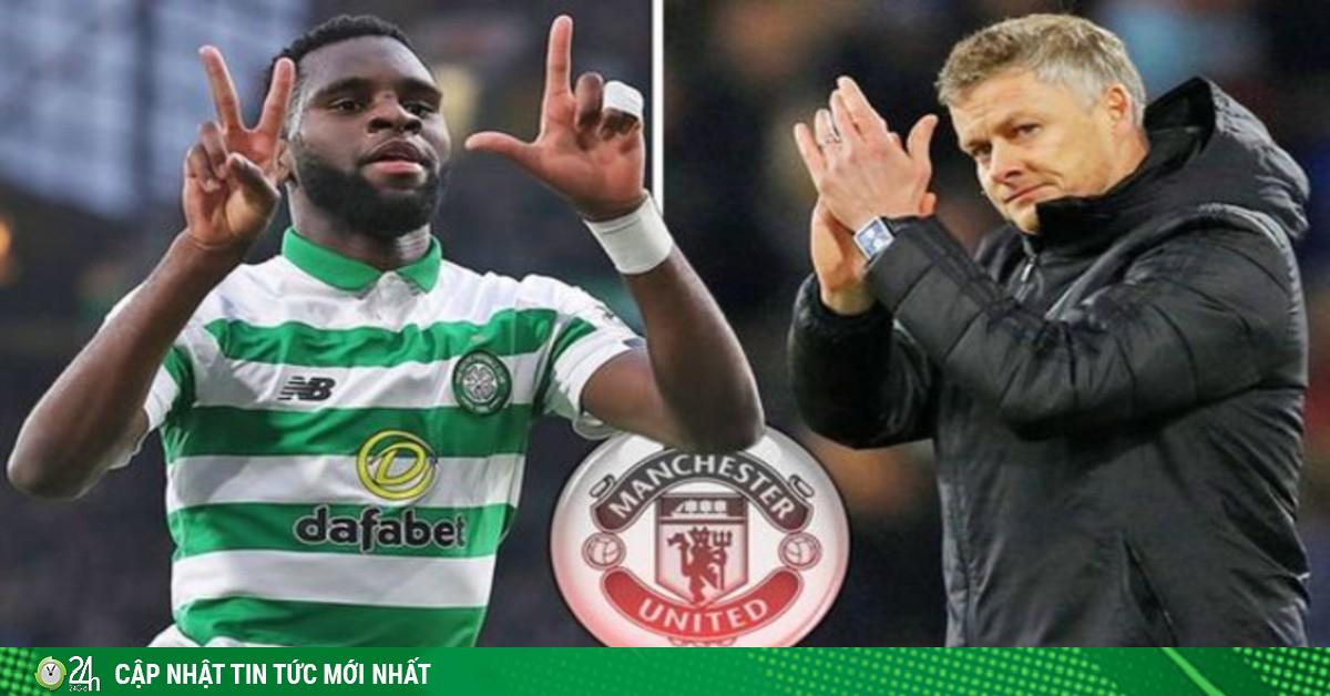 Tin HOT bóng đá sáng 25/5: Mục tiêu của MU được so sánh với Van Dijk
