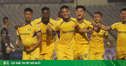 Trực tiếp bóng đá SLNA - Bình Định: Chờ tiệc sân Vinh, đòi nợ ngựa ô