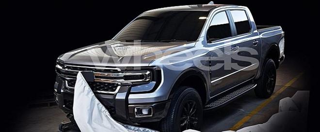 Lộ thiết kế Ford Ranger thế hệ mới, góc cạnh và nam tính hơn - 2
