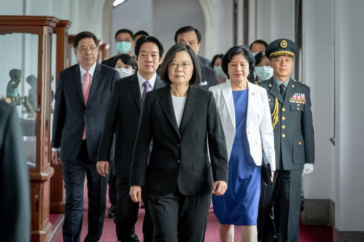 Đài Loan cảnh báo hậu quả nếu Trung Quốc thông qua dự luật an ninh Hồng Kông - 1