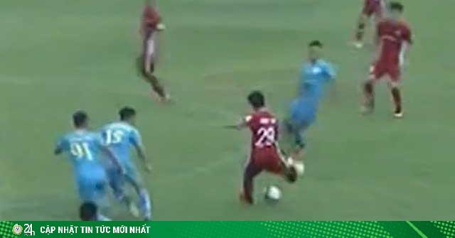 Video highlight trận Khánh Hòa – Viettel: Liên tiếp...