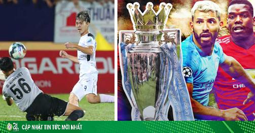 Bóng đá Việt Nam trở lại tưng bừng gây sốt, Ngoại hạng Anh vì sao vẫn lo?