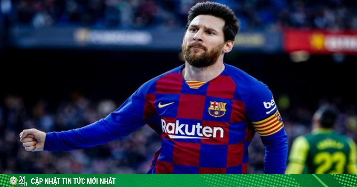 Tiết lộ chưa từng có: Messi từng bị quấy rối, sàm sỡ trên sóng truyền hình
