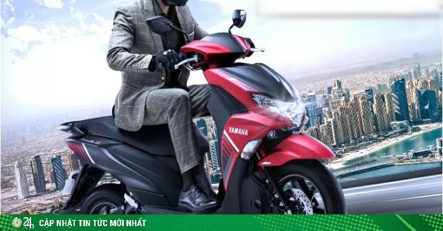 Xe ga Yamaha FreeGo ra bản mới, rẻ hơn Honda Air Blade 8 triệu đồng