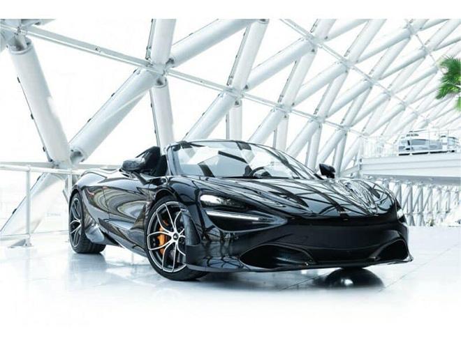 Siêu phẩm McLaren 720S Spider thứ 5 sắp về Việt Nam - 1