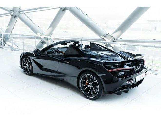 Siêu phẩm McLaren 720S Spider thứ 5 sắp về Việt Nam - 2