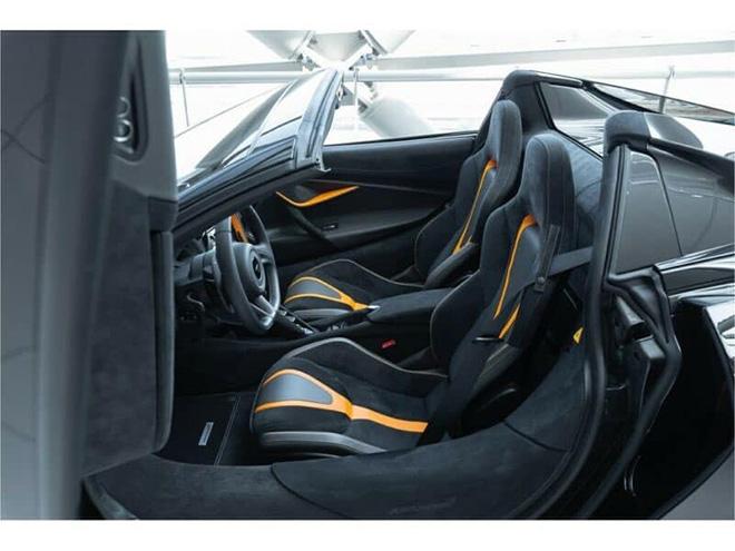 Siêu phẩm McLaren 720S Spider thứ 5 sắp về Việt Nam - 4