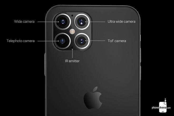 """iPhone 12 Pro liệu có """"ganh"""" được với Galaxy Note 20? - 6"""