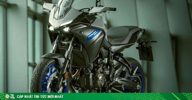 Yamaha Trace 300 sắp trình làng: Kawasaki Versys X300 bắt đầu run sợ