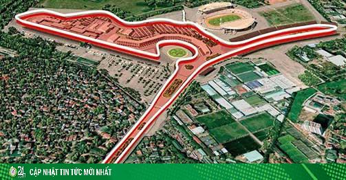 Tin thể thao HOT 27/5: F1 Việt Nam dời sang tháng 11?