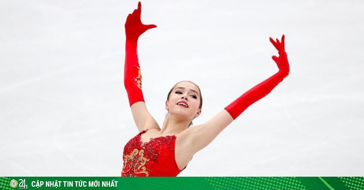 Mỹ nhân trượt băng được Tổng thống Nga mừng sinh nhật nhận thêm vinh dự