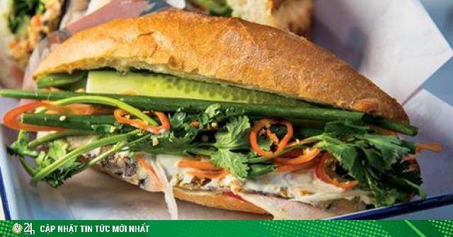 Thứ bánh ăn sáng quen thuộc của người Việt sang nước ngoài đội giá gấp 4-5 lần