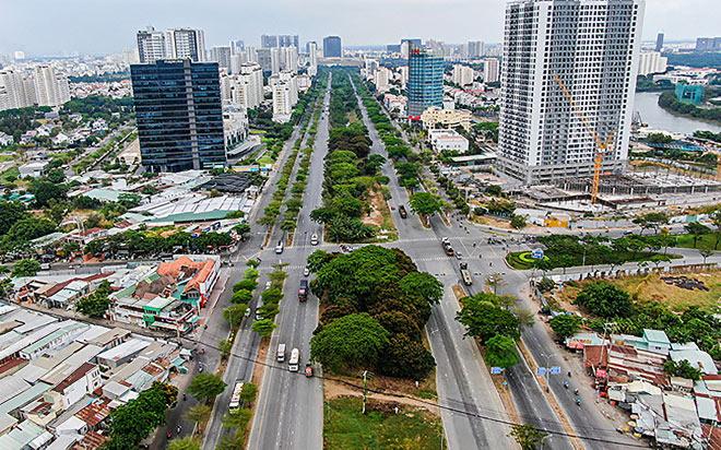 Bứt phá từ hạ tầng ngàn tỷ, khu Nam TP.HCM chuyển mình thành đại đô thị - 1