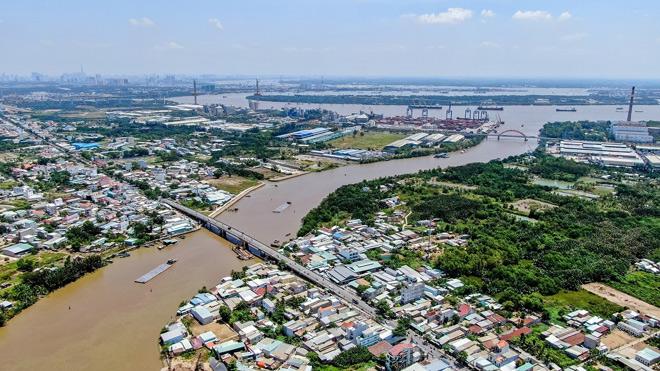Bứt phá từ hạ tầng ngàn tỷ, khu Nam TP.HCM chuyển mình thành đại đô thị - 2
