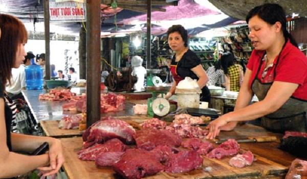 Thịt lợn tăng vọt đỉnh, tiểu thương bán thịt bò doanh thu tăng gấp đôi - 2