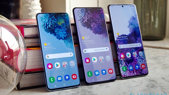 Top thương hiệu smartphone đình đám nhất thế giới năm 2020 - 2
