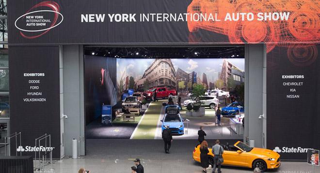 Triển lãm New York Auto Show 2020 chính thức bị hủy vì Covid-19 - 1