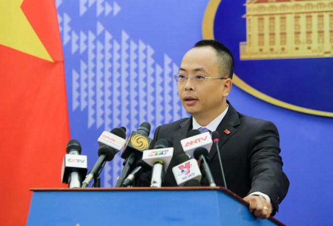 Việt Nam lên tiếng việc Trung Quốc trồng rau ở Biển Đông - 1