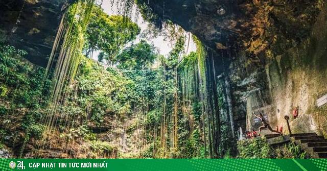 Lối vào thế giới ngầm của người Maya, viên ngọc ẩn tuyệt đẹp ở Mexico