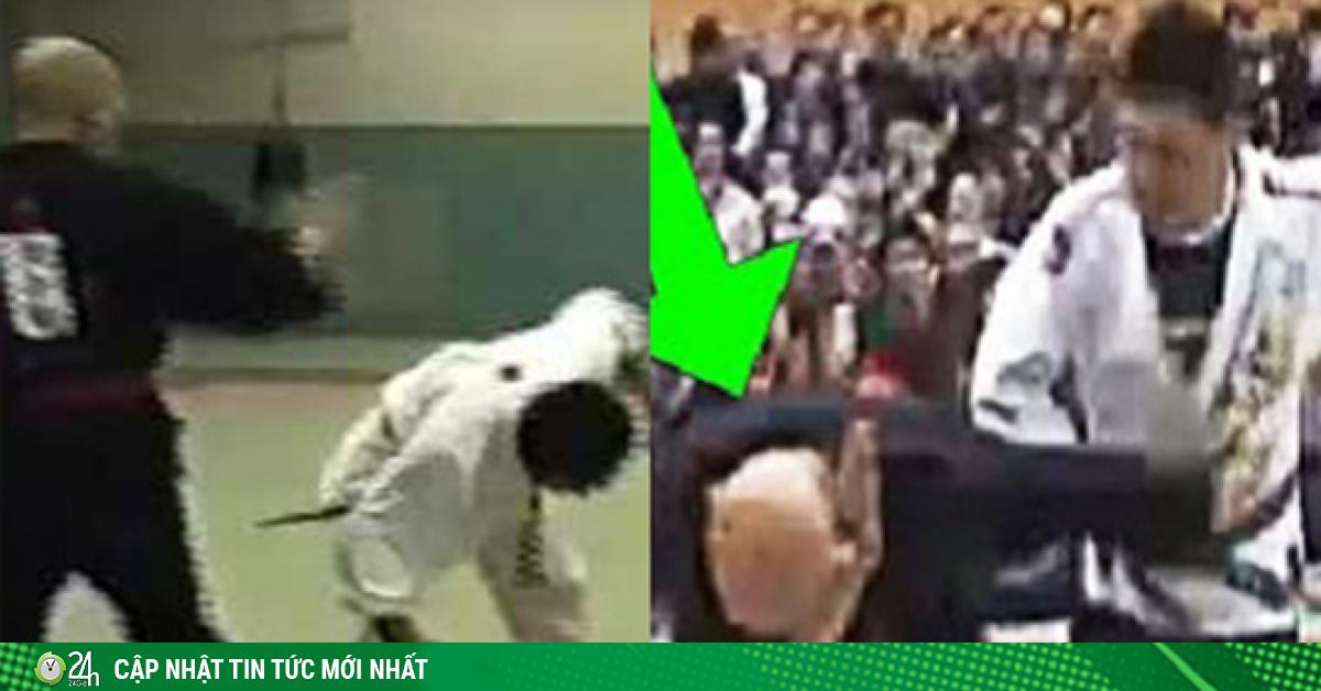 Cao thủ võ điện giật bị võ sĩ MMA đấm gục sau 1 phút