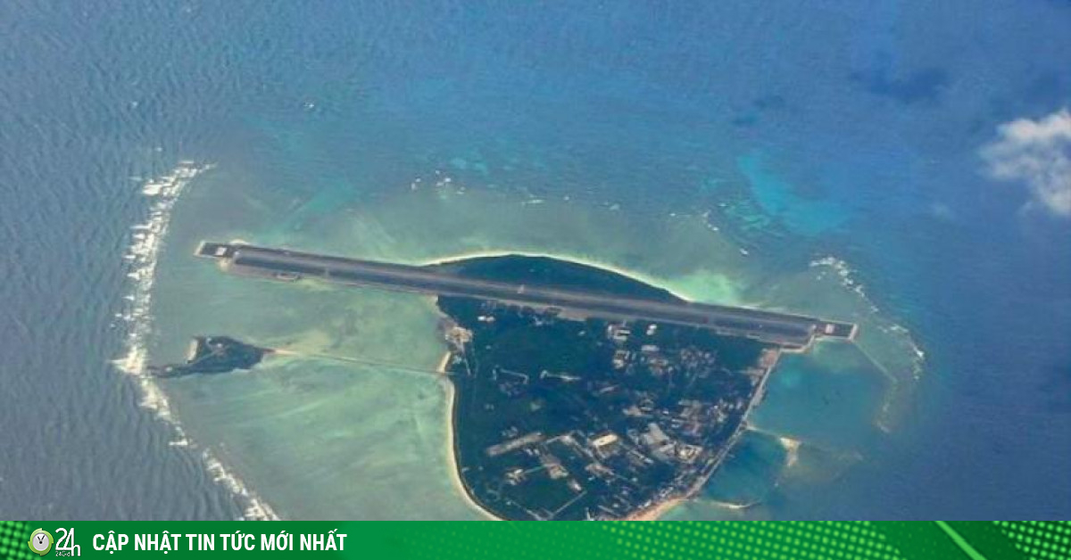 Trung Quốc trồng rau ở đảo Phú Lâm là vi phạm chủ quyền của Việt Nam