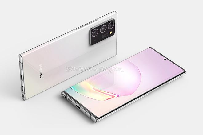 Những điểm nhấn giúp Galaxy Note20+ vượt trội so với S20 Ultra - 2