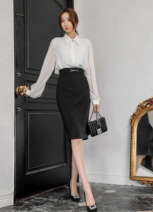 4 tips mặc trang phục cho bạn gái đi phỏng vấn việc làm - 2