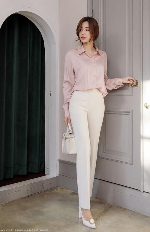 4 tips mặc trang phục cho bạn gái đi phỏng vấn việc làm - 7