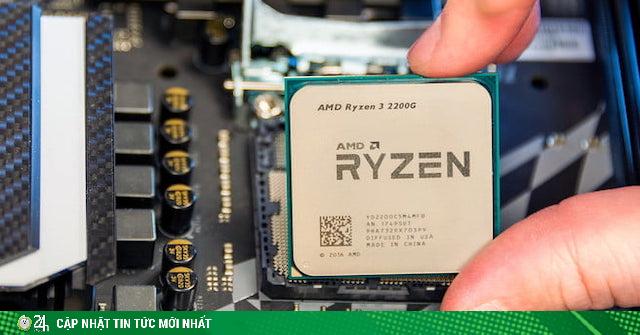 AMD giới thiệu vi xử lý mới cho laptop, tuyên bố mạnh hơn mọi đối thủ