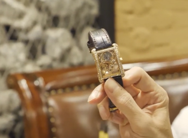 """""""Ông hoàng nhạc sến"""" Ngọc Sơn khoe đồng hồ 6,5 tỷ, trên thế giới chỉ có 30 cái - 3"""