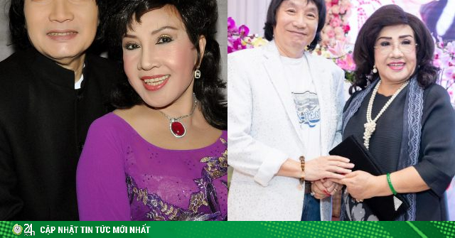 Sao cải lương vang bóng 1 thời: Cặp đôi vàng Minh Vương - Lệ Thuỷ giờ ra sao?