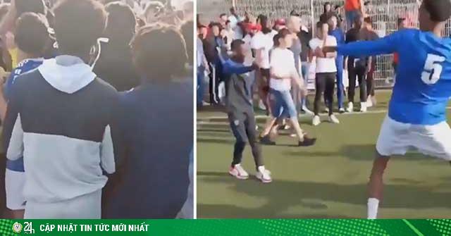 Choáng váng bóng đá Pháp lén lút thi đấu bất chấp lệnh cấm Covid-19