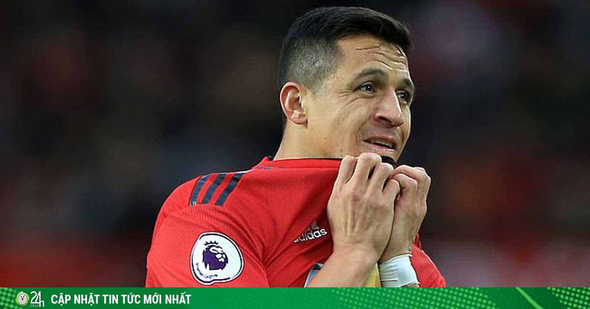 Sancho bất ổn khó hiểu, MU tính chơi lớn bằng hàng thải Sanchez