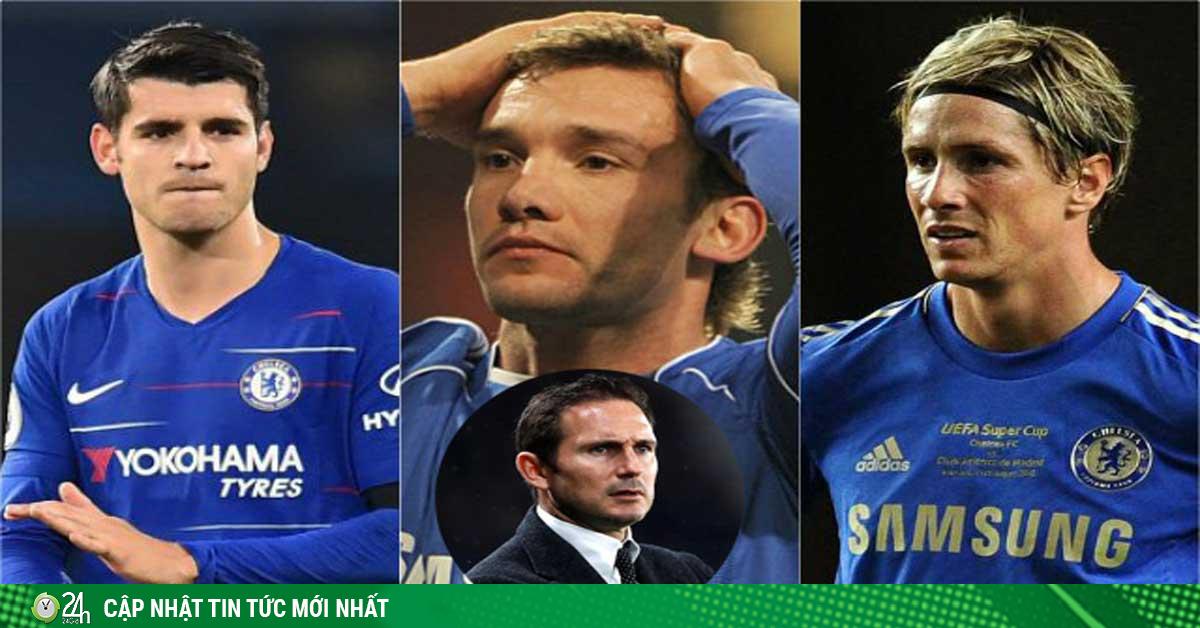 Chelsea vô đối bom xịt hàng công, Lampard đau đầu tránh vết xe đổ